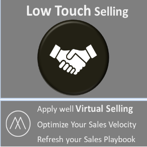 low touch selling